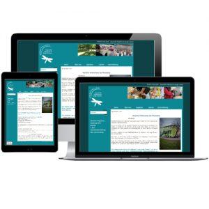 Website von PHANTALISA auf verschiedenen Devices © Beyond Imagination
