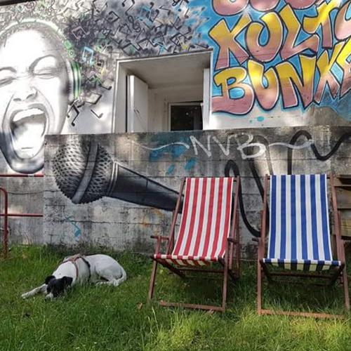 Sozialraumrecherche | Outreach Bunker Lankwitz