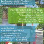 Kiezlesereise 2015 Flyer, Seite 2