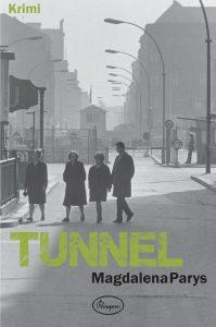 """Cover """"Tunnel"""" © Prospero Verlag"""