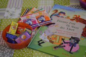 Lesung mit Myriam Halberstam. Mit Illustrationen von Nancy Cote. Aus dem Hebräischen von Miriam Pressler. © Stefanie Peller