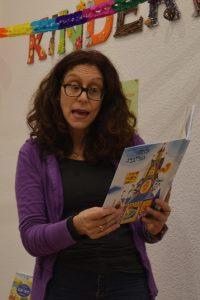 Lesung mit Myriam Halberstam
