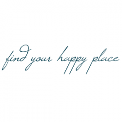 Logo © find your happy place