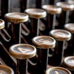 Schreibmaschine © Beyond Imagination