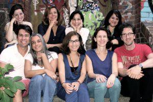 Der Brasilianische Literaturkreis Berlin (hier ohne Luzia Costa Becker)© Círculo Literário de Berlim