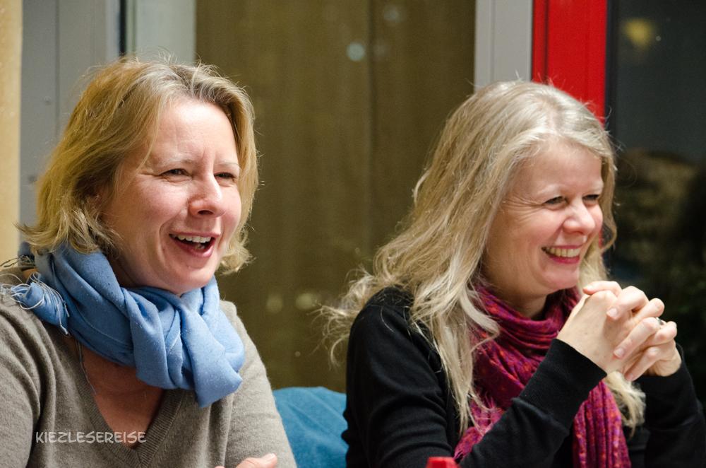 Lesung mit Tanja Langer und Dorota Danielewicz © Kiezlesereise
