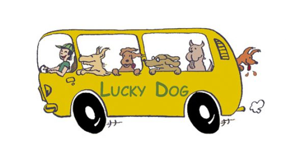 Logo © Lucky Dog Berlin