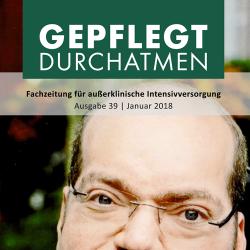 Cover Gepflegt Durchatmen Ausgabe 39